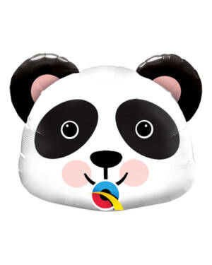 Folieballong: Panda - 36cm