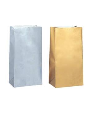 Gavepose / Godtepose (10stk): 26 x 13cm