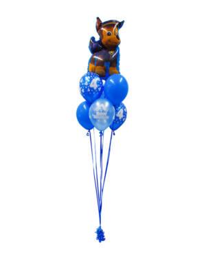 Ballongbukett: Paw Patrol Birthday