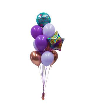 Ballongbukett: Birthday Bundle