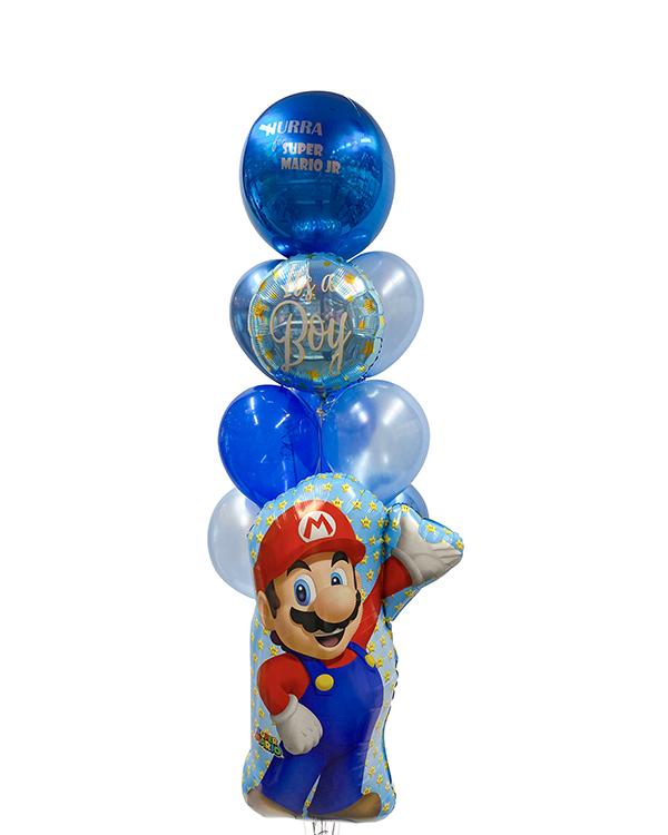 Ballongbukett: Super Mario is Back!