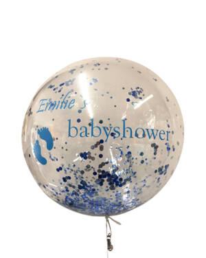 Jumbo Ballong: Raining Confetti