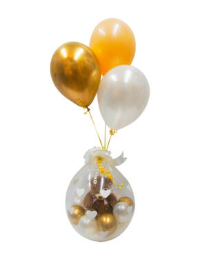 Gave i Ballong: Hearts with Gold