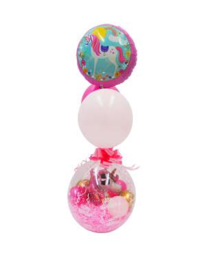 Gave i Ballong: Pink Birthday