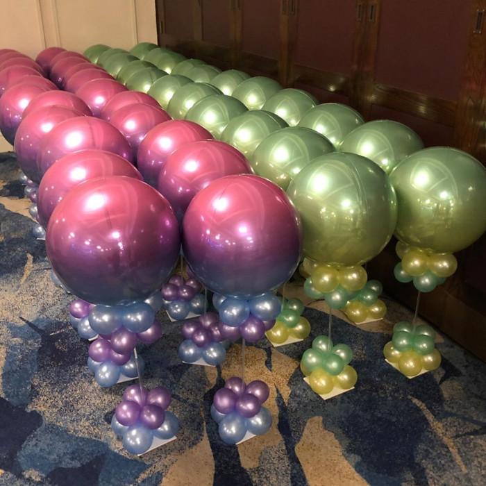 Borddekorasjon ballonger