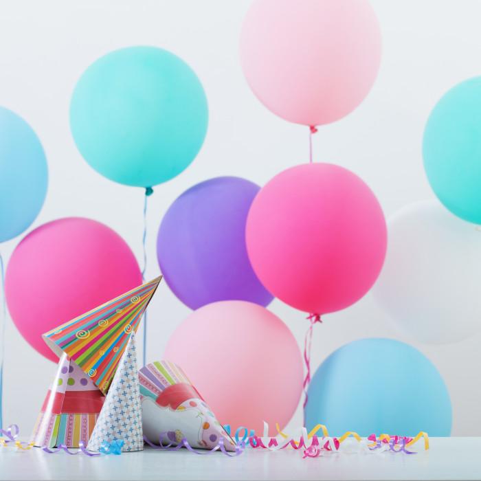 Heliumsballonger