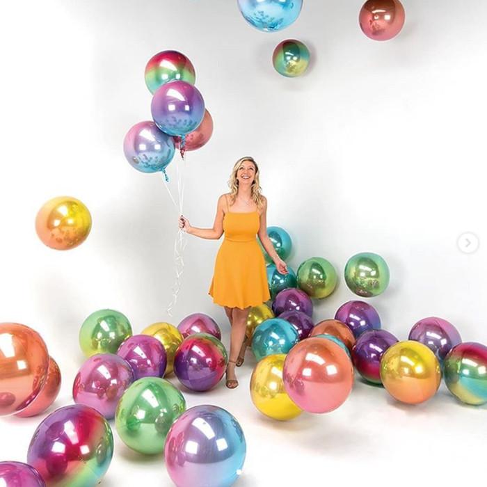 Bubble ballonger & Speilballonger - Orbz