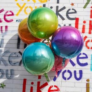 Store Speilballonger – Orbz