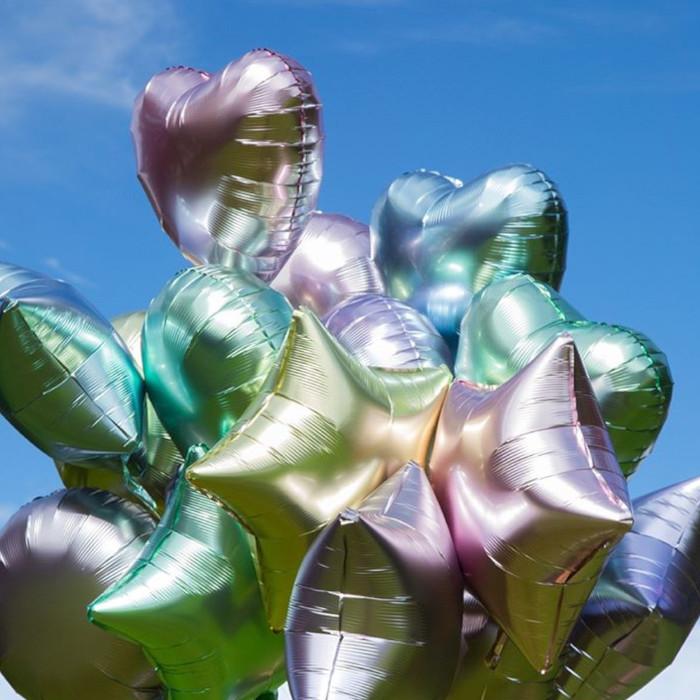 Folieballong uten trykk
