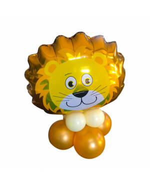Borddekorasjon: Lion Centerpiece