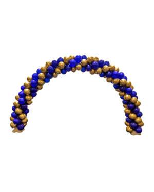 Girlanderbue: Dark Blue and Gold Portal