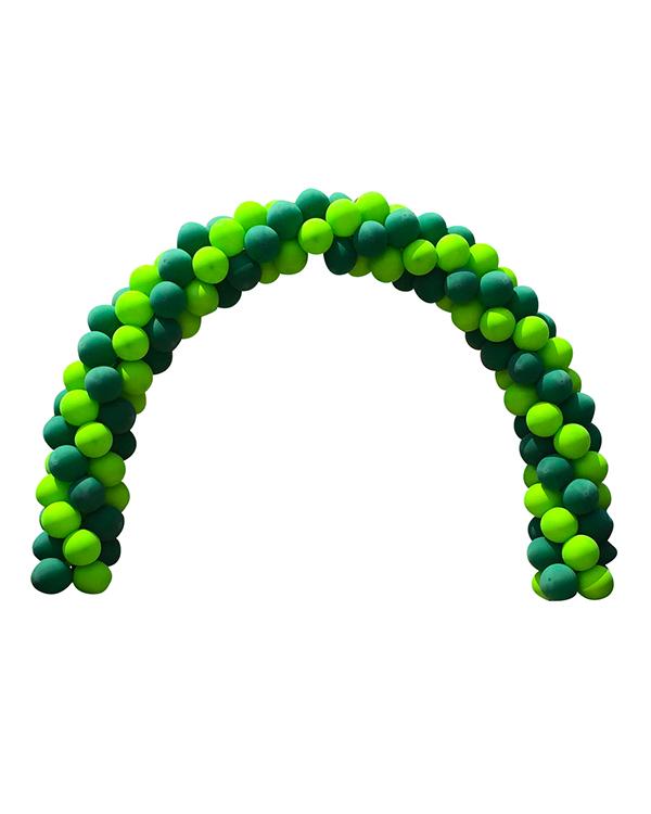 Girlanderbue: Green arch