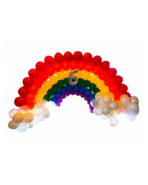 Enkelbue: Over the rainbow arch