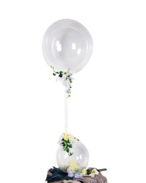 Jumbo ballong: Flowering Bubbles