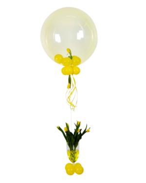Jumbo ballong: Easter bubble