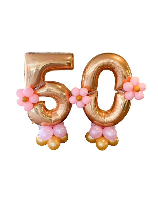 Flowering 50s