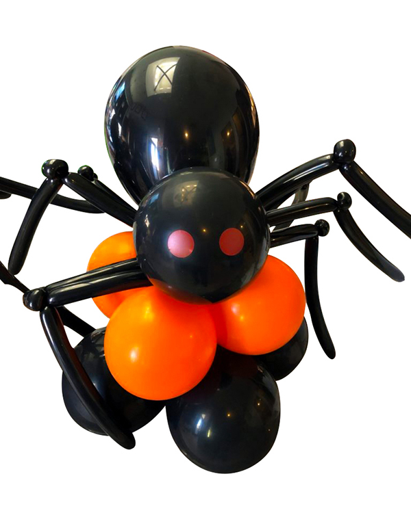 Spider centerpiece: Spider centerpiece