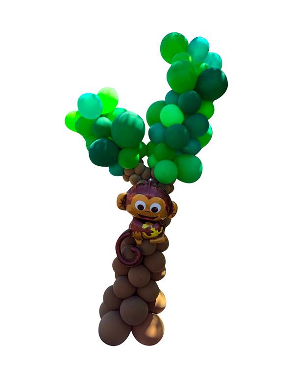 Monkey tree: Monkey tree