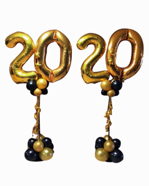 Splittsøyle: Golden 20 & 20
