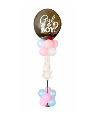 Splittsøyle: Girl or Boy?