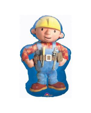 Folieballong: Bob the Builder / Byggmester Bob - Liten