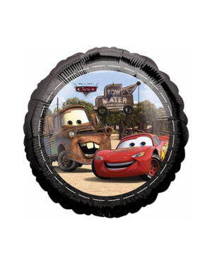 Folieballong: Disney Biler - 45cm