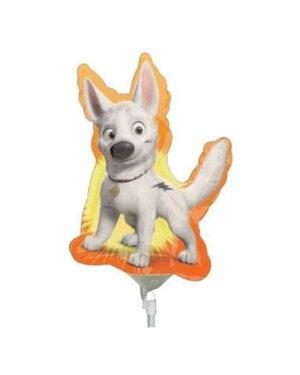 Folieballong: Disney Bolt Dog - 86 x 58cm