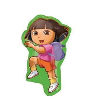 Folieballong: Dora Utforskeren - 71cm