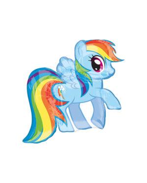 Folieballong: My Little Pony - 71 x 68cm