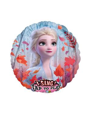Syngende Folieballong / Folieballong med musikk: Frozen 2 - 71cm