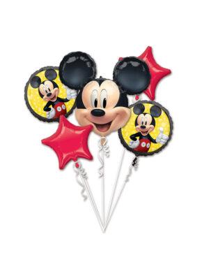 Ballongbukett: Mickey Mouse Forever