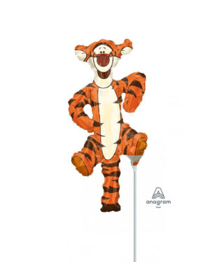 Folieballong: Tigern - Liten