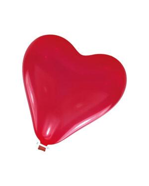 Lateksballong: Gigant Hjerte - 170cm