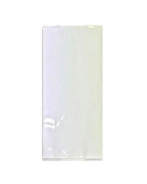 Gavepose / Godtepose (20stk): Cellofan / Klar med lukkesløyfe - 28,5 x 12,5cm