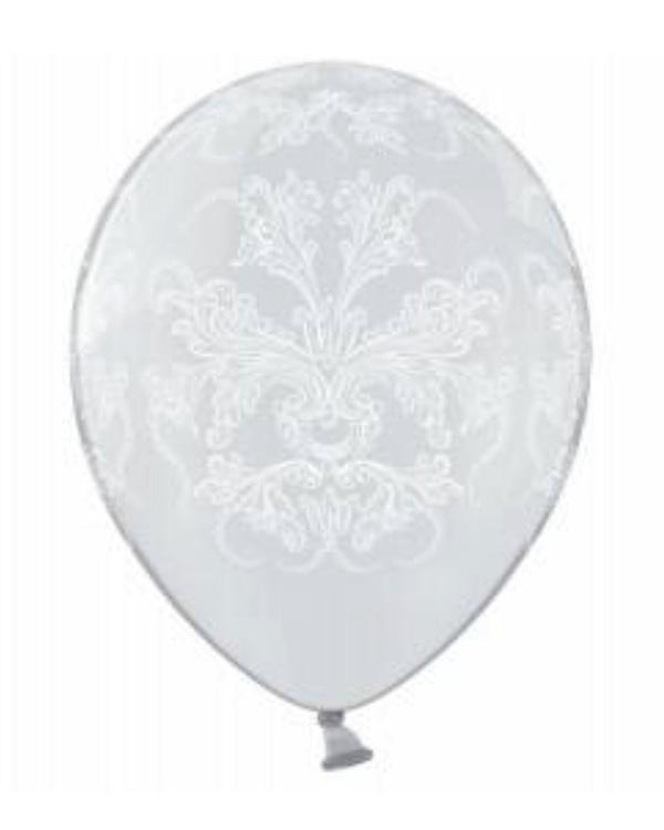 Lateksballong: Wedding classic - 30cm - Per stk